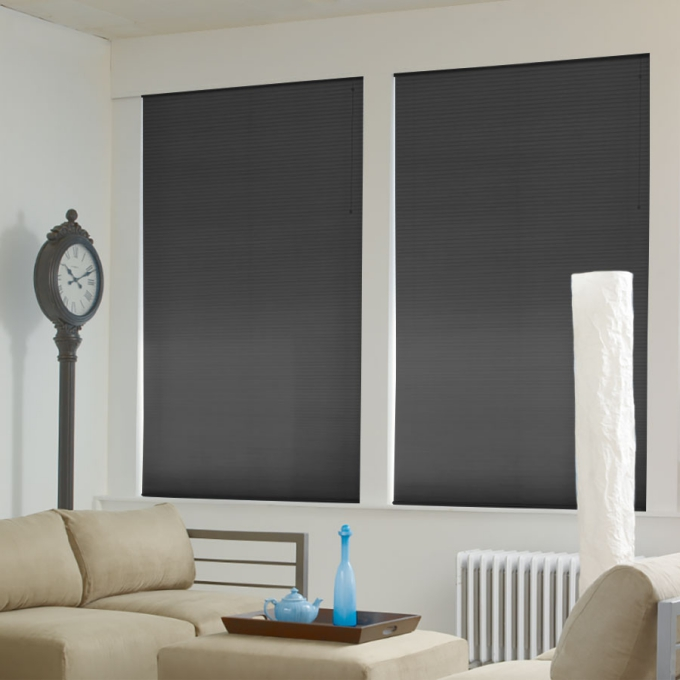 honeycomb blackout shades