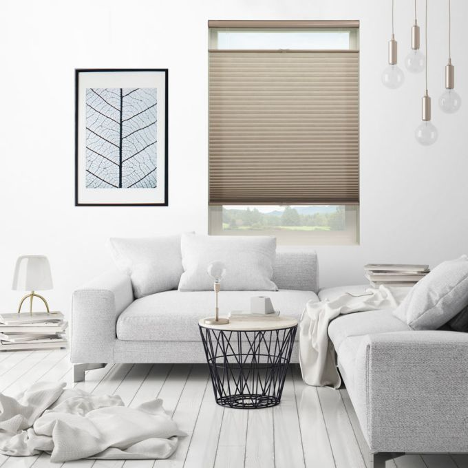 value light filtering top down bottom up honeycomb shades