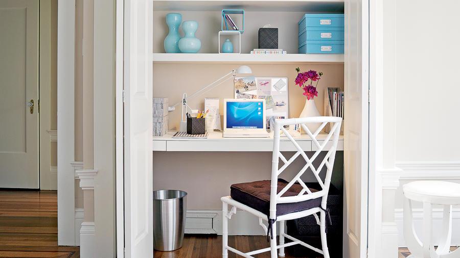 closet home office design