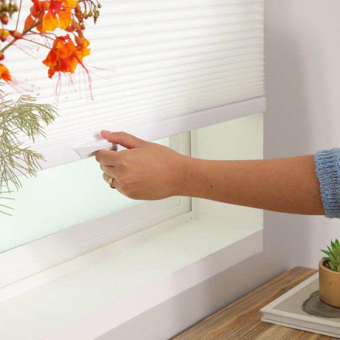 light filtering honeycomb shades
