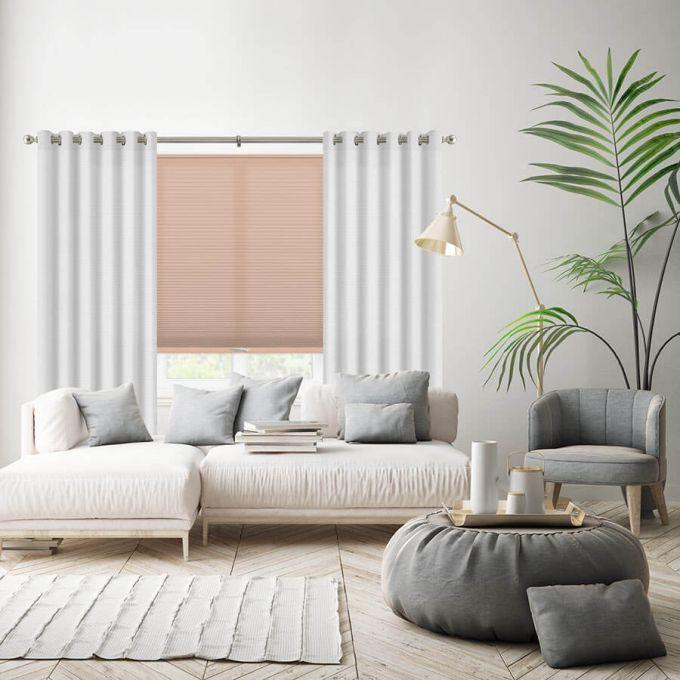 designer grommet drapes
